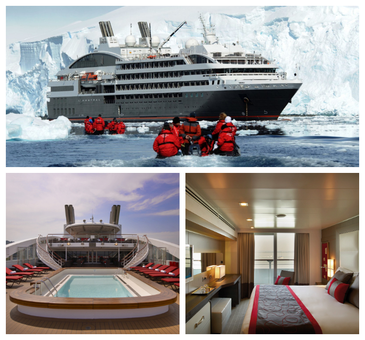 National Geographic Expeditie cruises